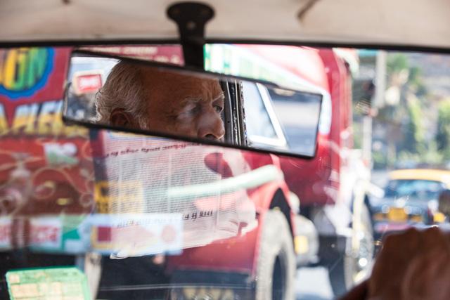 Taxi driver Delhi